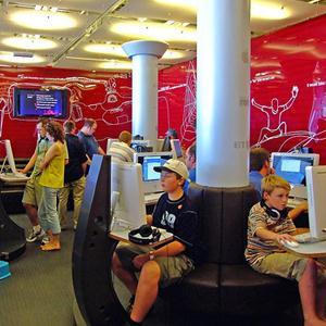 Интернет-кафе Сузуна