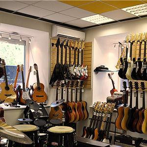 Музыкальные магазины Сузуна