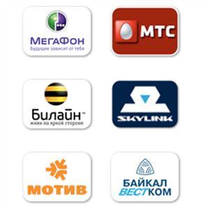 Операторы сотовой связи Сузуна