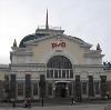 Железнодорожные вокзалы в Сузуне