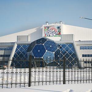 Спортивные комплексы Сузуна