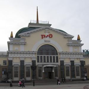 Железнодорожные вокзалы Сузуна